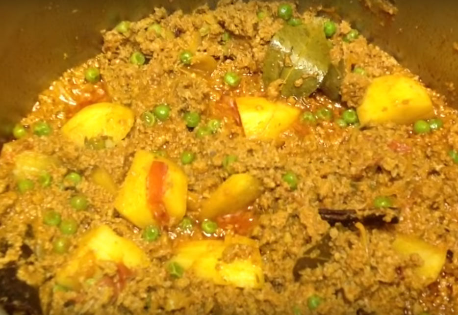 Mince Curry